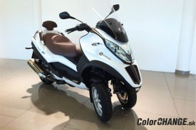 Scooter Piaggio MP3 touring