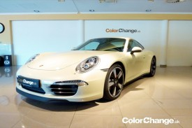 Porsche 911 50th aniversary edition