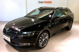 Škoda Superb Laurin & Klement
