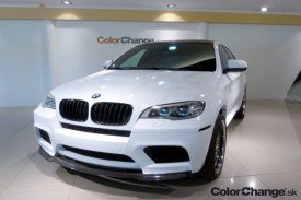 BMW X6M Hamann design